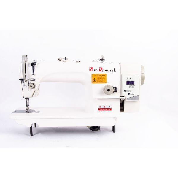 Máquina Costura Industrial Reta Direct Drive SS8700-D-TZ-ES - Sun Special