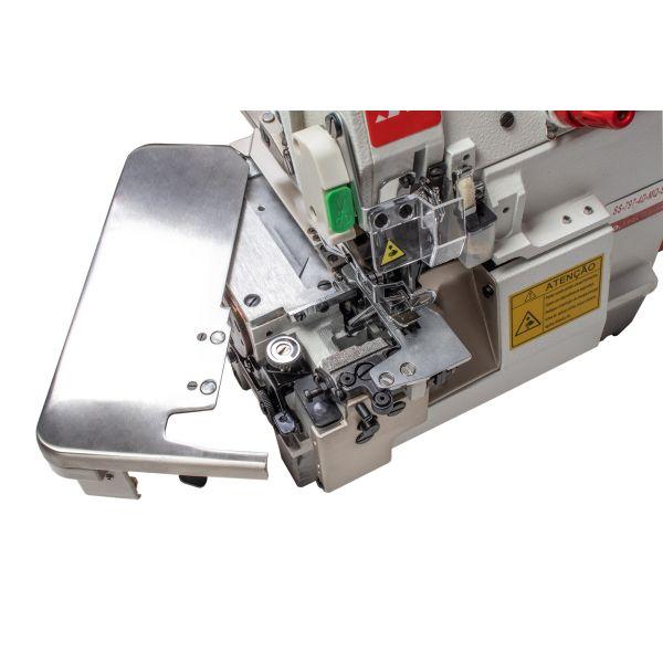 Máquina Costura Industrial Overlock Ponto Cadeia Eletrônica SS797-4D-MQ-SU - Sun Special