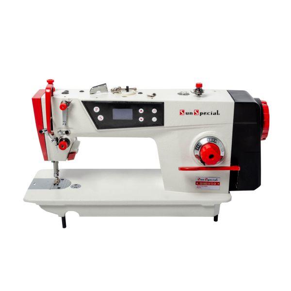 Máquina Costura Industrial Reta Lançadeira Grande Direct Drive 220v SS180D-B-TZ-QI - Sun Special