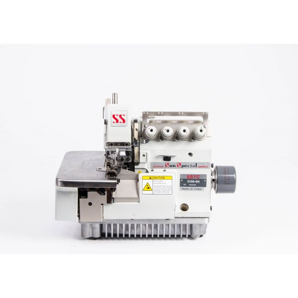 Máquina Costura Industrial Interlock 2 Agulhas e Alta VelocidadeSSTC3100-5HSun Special