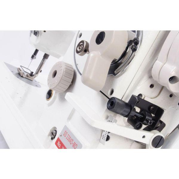 Máquina Costura Industrial Zig Zag 2 e 3 Pontos Direct Drive 220v SS3384D-MQ Sun Special