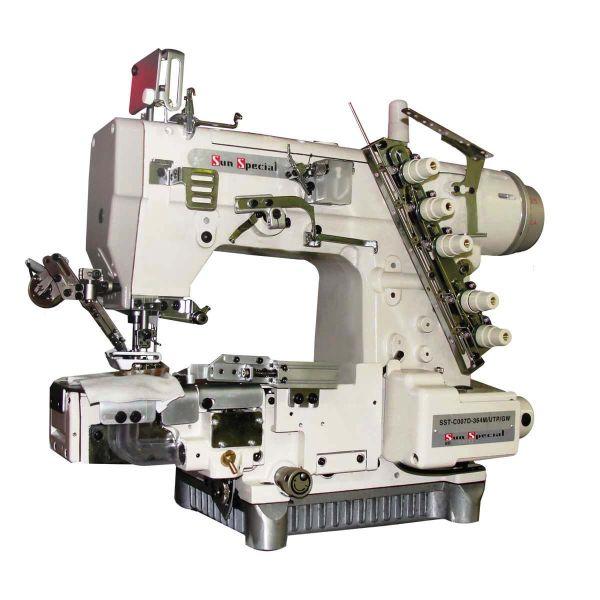Máquina Costura Industrial Galoneira Cilíndrica SST-C007D-356M-UTPSun Special