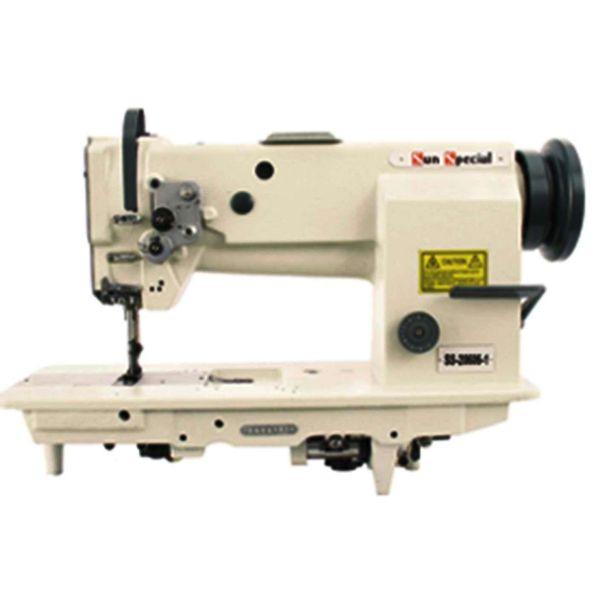 Máquina Costura Industrial Reta Transporte TriploSSTC-316061 Sun Special
