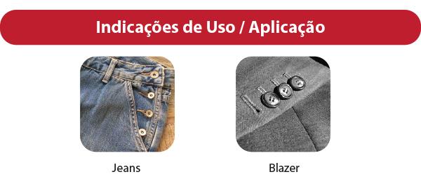 Máquina de Costura Industrial Caseadeira de Olho Eletrônica Jeans Blazer