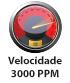 Máquina de Costura Industrial  Pespontadeira Alternada Eletrônica 3000PPM